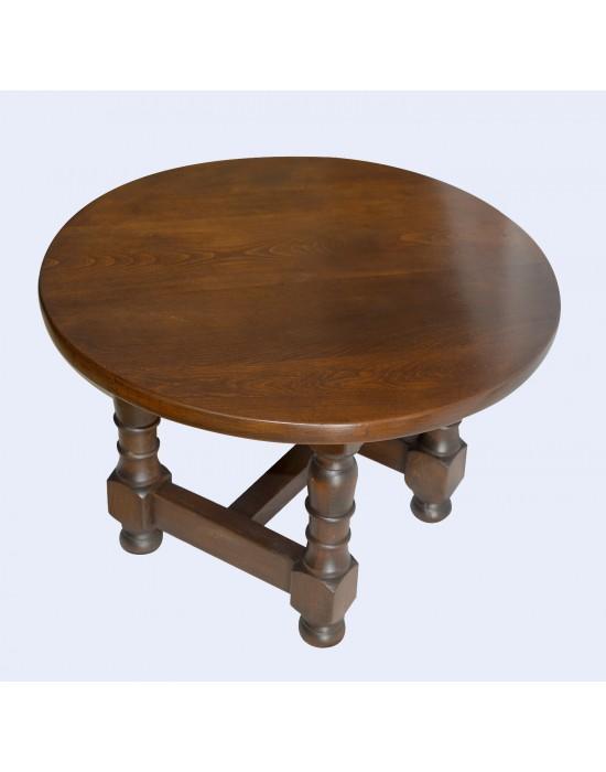 Taula de centre de fusta