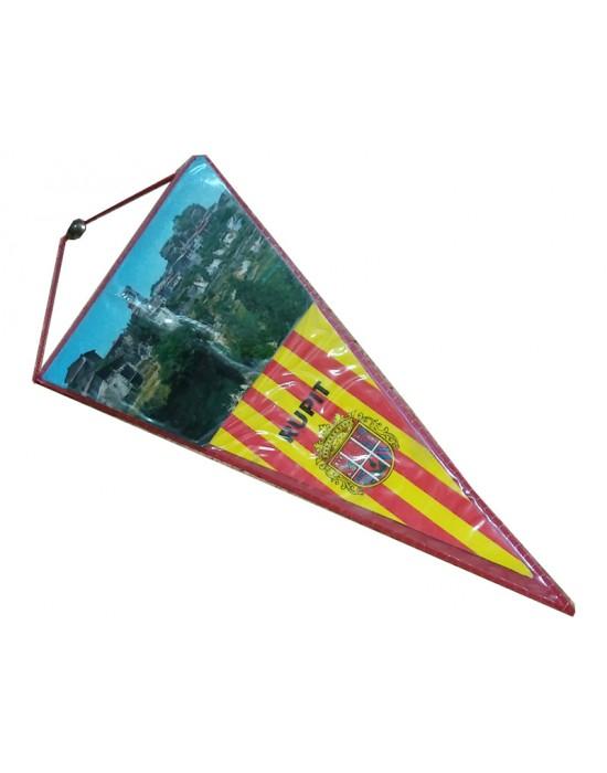 Banderí amb Rupit (Girona)