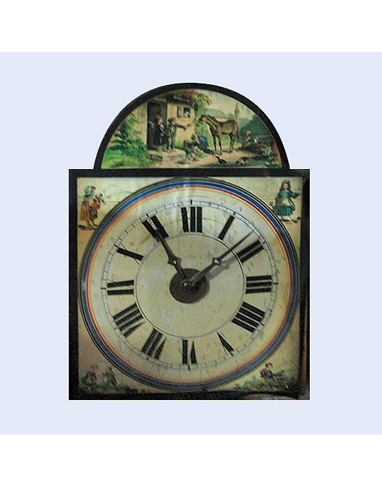 Rellotge de paret Ratera Selva Negra del 1850