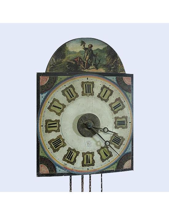 Reloj de pared Ratera Selva Negra del 1850