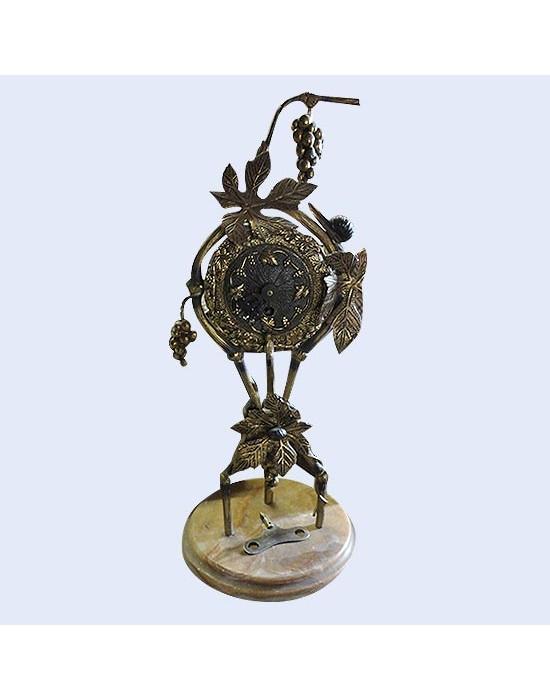 Reloj sobremesa de bolas a cuerda principios s.XX