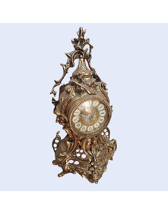 Rellotge sobretaula de boles a piles principis s.XX