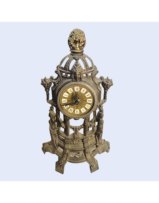 Reloj sobremesa de bolas a pilas principios s.XX