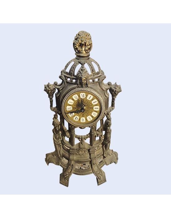 Rellotge sobretaula de boles amb piles principis s.XX