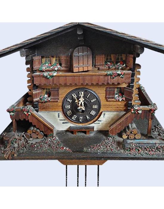 Reloj de Cuco Selva Negra s.XIX