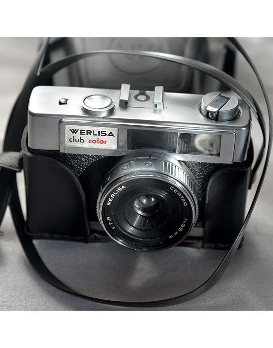 Càmara  fotogràfica Werlisa Club Color