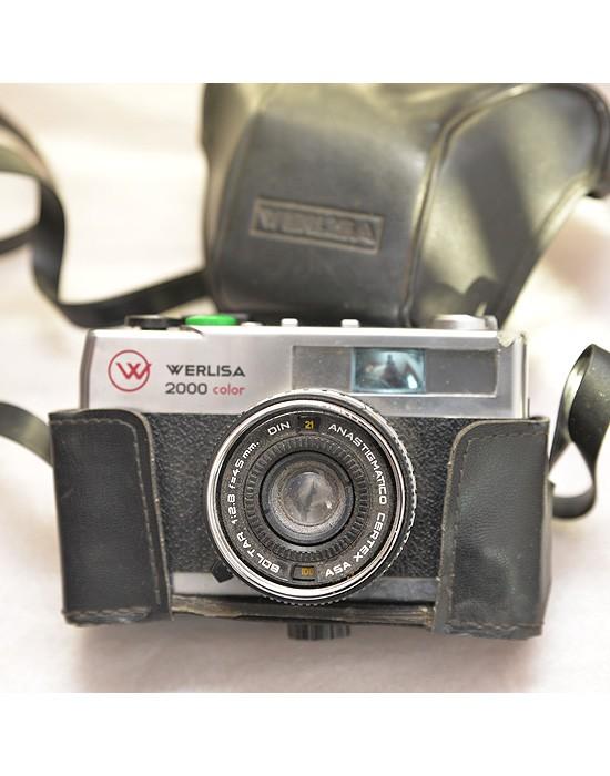Càmara  fotogràfica Werlisa 2000 Color