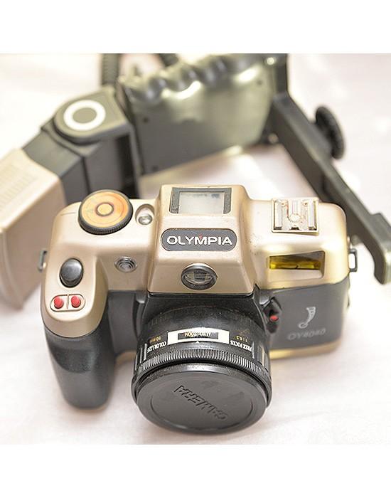 Càmara  fotogràfica Olympia OY4040