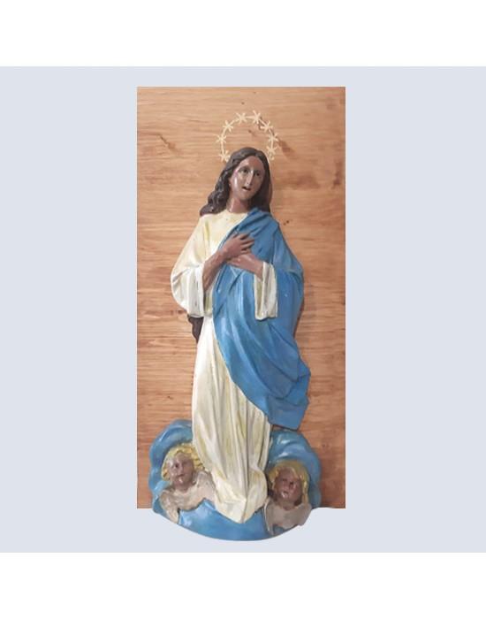 Relieve de Virgen María