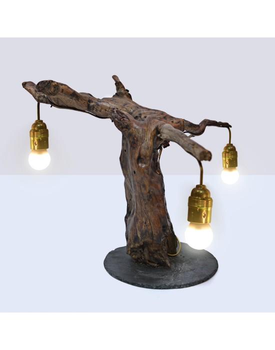 Llum amb tronc